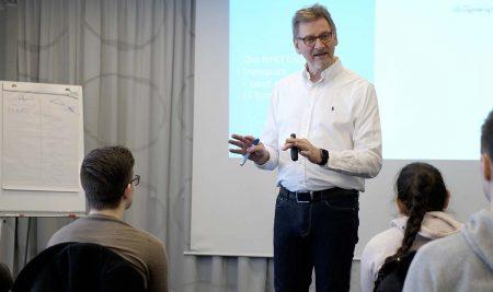 Gratis seminar om GRIT – Innsatsvilje og utholdenhet – Viktige faktorer for å lykkes