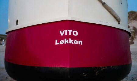 DuOgJegOgVito – seilte i en tresko – ut på eventyr – Denne gangen til Løkken i Danmark