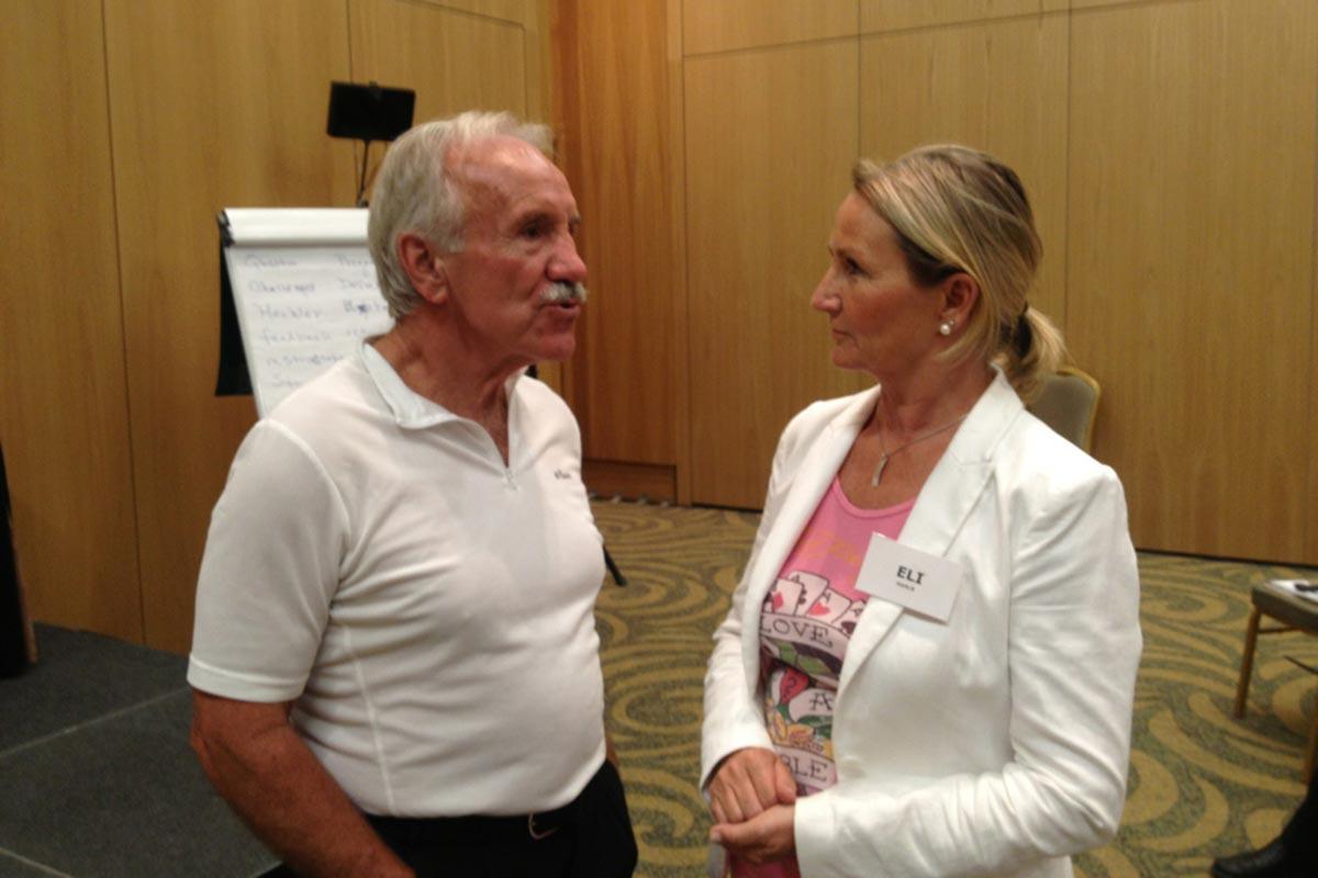 UCan - Eli Haals møter John Grinder